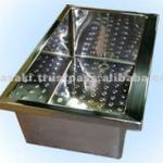 Stainless steel bathtub by stainless steel products manufacturers-BA-1/C