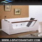 High quality cheap bathtub with CE TUV-JS-8009 L/R