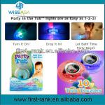 2014New Party in the Tub Light Children's bath crock light-emitting toys-WS