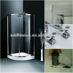 glass corner shower cubicle-GF64