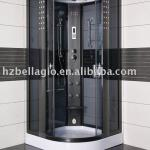 hot round shower enclosure, shower room promotion in stock-TSR115-A