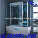 2014 HOT SALE Steam Sauna Massage Shower Suite Shower Room shower cabin for 2 people-MJY-8028