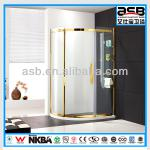 New Design different sizes stainless steel shower room on sale-ASB-A-015
