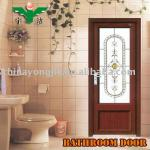 frameless bathroom tempered glass shower door-BSD-109
