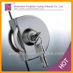 Stainless steel glass door lock or glass lock-PH-HD224-1