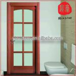 Tempered Glass Panel Doors-BH-L017