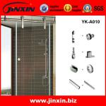 Tempered Large Sliding Glass Doors-YK-A010