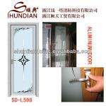 Aluminum Bathroom Door-SD-L598