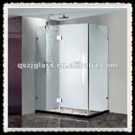 Supply 6/8mm Thickness Tempered Glass Shower Room Enclosure Door Partition-Tempered Glass Shower  Enclosure Door