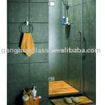 Hinge Shower Glass Door-YH1118