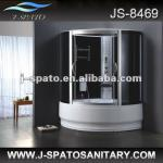 2012 BIG SIZELuxury bathtub shower tray steam shower cabins JS-8469-JS-8469