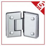 Stainless Steel Glass Clamp (Glass Clip) for Bathroom-HS-RB323