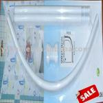 shower curtain tube for round shower trays-HM-86011