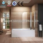 Pivot luxury bathtub screen-EX-208