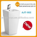 Ultimate Pedestal Bathroom Sink AJL-002-AJL-002