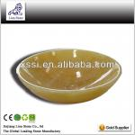 Natural Marble Stone Bathroom Sink-B-0030