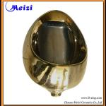 Golden color wall hang urine bowl-M-507