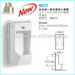 ceramic wall-hung urinal small urinal male wall hung urinal-0258-8617