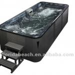 Germany Standard Approved Pool,whirlpool spa, 5.2 meter LED Jets Swim Spa-Sorrento 5.2m