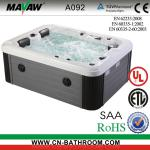 Popular Outdoor Whirlpool Spa A092-A092