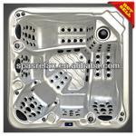S-800 Lucite Acrylic Luxury Hot Tub Beauty Spa-S800