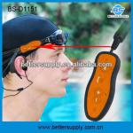 100% REAL waterproof mp3 player for swimming spa-BS-D1151