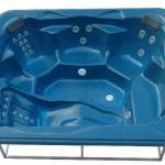 outdoor whirlpool shell-DAS-211