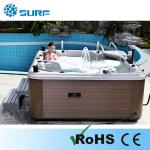 5 Persons Outdoor Spa Massage Tubs,Acrylic Whirlpools Spa HY611 for Cheap-HY611