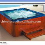 hot sale beautiful spa pool spa tub wooden foot spa tub-HS0262-D2150