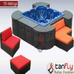 outdoor hot tub spa tub furniture-TF-9601