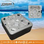 CE SAA approved deluxe outdoor spa,deluxe portable spa,acrylic hot tub-JY8015