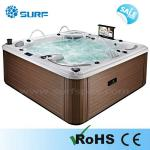 USA Balboa control system and USA Aristech Acrylic outdoor whirlpool spa tub-HY611  whirlpool spa tub