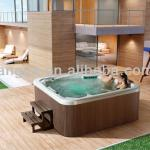 2013 new style deluxe outdoor spa for 4persons (YH-596) CE-YH-596