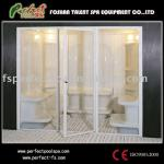 Acrylic Berlin type Steam room sauna room-steam room