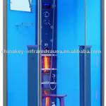 Family steam shower roomK062(with CE,TUV,EMC)-K062(Blue)