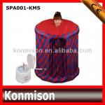 Steam sauna suit portable sauna for wet steam-SPA001-KMS