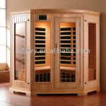 Big Size Wooden Far Infrared Sauna (GH-T602)-GH-T602