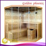 Luxury Steam sauna Indoor steam sauna-M10