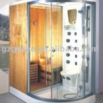 Dry and Wet Sauna Room-GS-D8852B