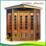 outdoor sauna G3COB Canada red cedar sauna outdoor-G3COB