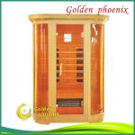 2013 New Hemlock Far Infrared Sauna Cabin With Ceramic Heater-G2TH