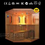 2014 new arrival 2-in-1 combination sauna room-TR-450