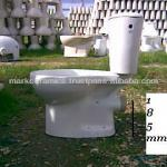 "Special stock clearence offer for CLOSED COUPLE""P"" WATER CLOSET-"