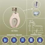 HD-700DC Automatic Water Saving Toilet Flushing System-HD-700DC