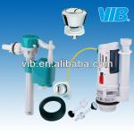 2014 Popular high quality wire control flush valve-J304+P23007+K224