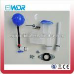 toilets tank handle steel klang flush valve-WDR-F012A
