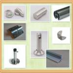 304 Stainless Steel Toilet Cubicle Hardware-Stainless Steel Toilet Partition Accessories