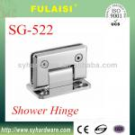 90 degree double side bathroom glass clamp-SG-522