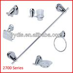 Manufacture 6PCS Set Bathroom Accessories/Stainless Steel Accessories For Bathroom-2700