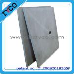Offset Quadrant Shower Tray Panel-TCSTB024